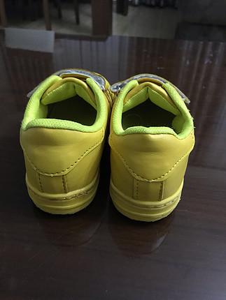 Diğer Sarı spor ayakkabı