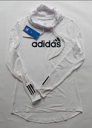 Adidas şal yaka sweatshirt