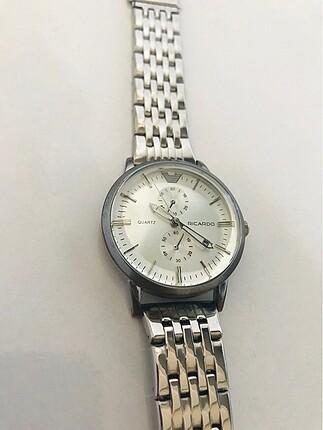 Gümüş saat