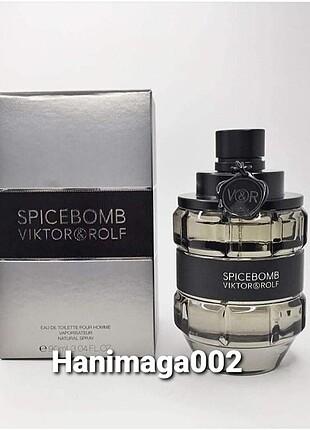 Spice bomb erkek parfümü