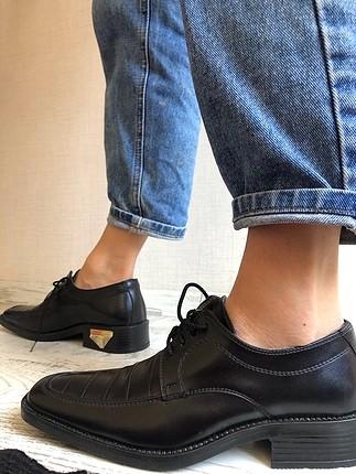 Maskülen ayakkabı