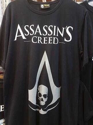 American Retro Assassins greed