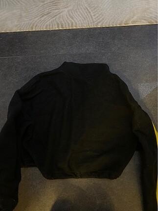 s Beden siyah Renk Sweat