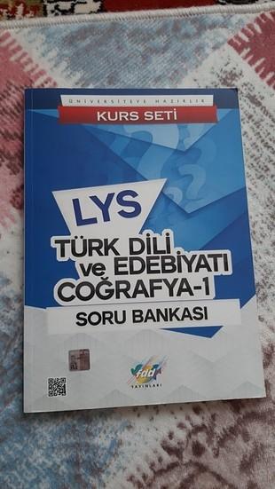 Lys türk dili ve edebiyatı coğrafya soru bankası fdd yayınları