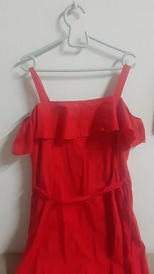 Limon Company Askili ve yarım kollu elbise.