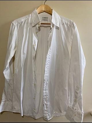 Vakko Classic Business Beyaz Gömlek