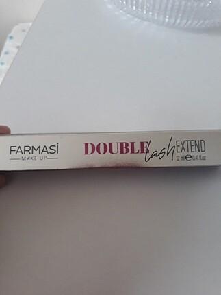 Farmasi double lash maskara
