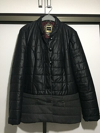 Bayan deri ceket