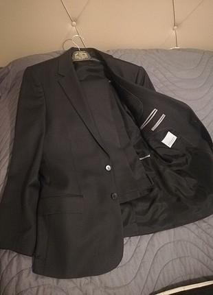 Beymen Business erkek siyah takım elbise