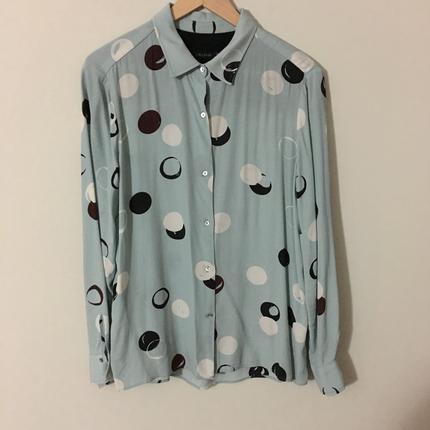 Viscon puan desenli bluz