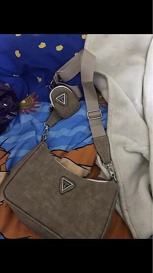 Cüzdanlı çanta