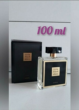 Little black dress avon parfüm büyük boy 100 ml