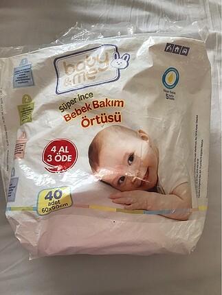 Bebek bakım örtüsü