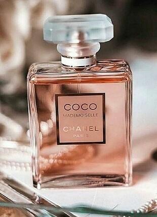 Coco chanel bayan parfümü sıfır 100ml
