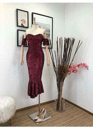 Pulpayet elbise