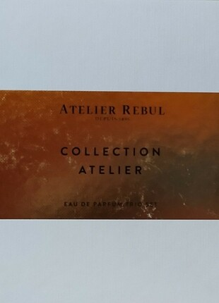 12 ML atelier rebul set