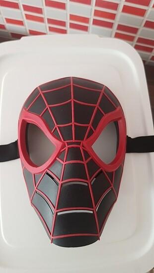 Hasbro orjinal spiderman maske
