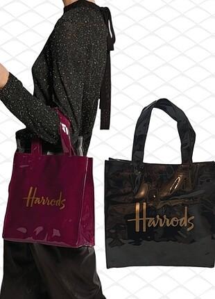 Harrods /// Small Shopper Tote Bag