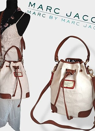 MARC BY MARC JACOBS /// Leather Bucket Bag