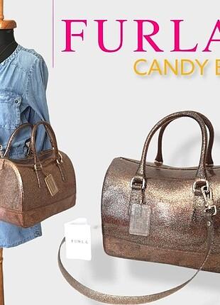 FURLA /// Luminous Candy Bag