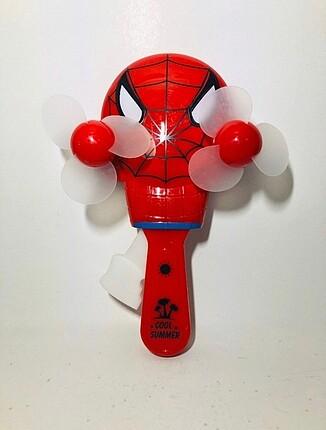 SpiderMan Basmalı Rüzgarlık