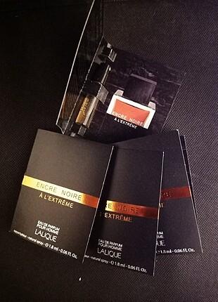 Lalique Encre Noire AL'Extreme Edp Erkek Parfümü