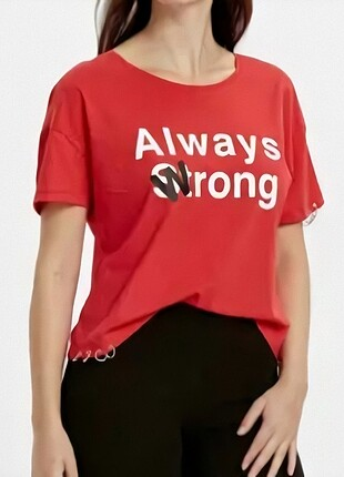 Always strong-wrong