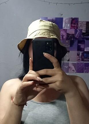 Mango Kova bucket şapka