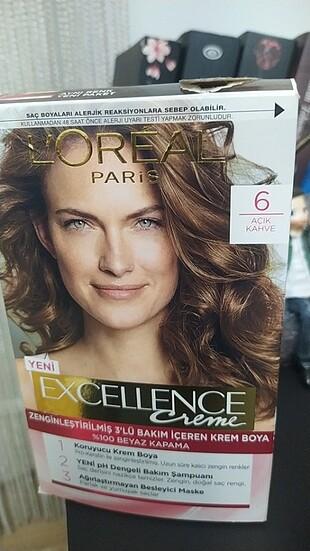 Beden Loreal saç boyası