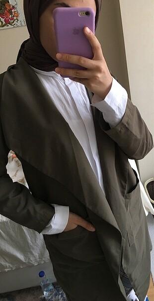 Uzun haki ceket