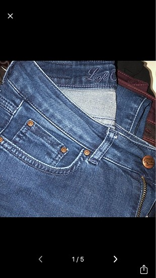 Loft skinny pantolon