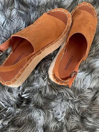H&M marka sandalet