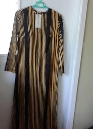 uzun boydan elbise