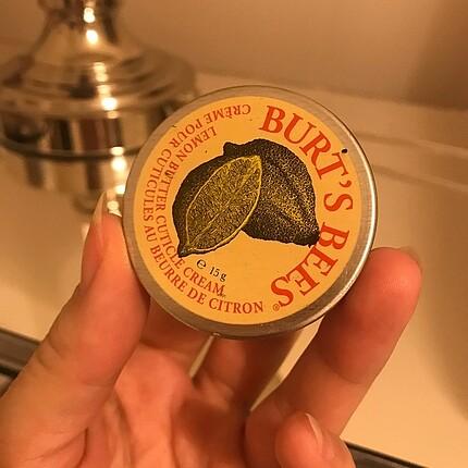 Burt's Bees tırnak ve tırnak eti bakım kremi
