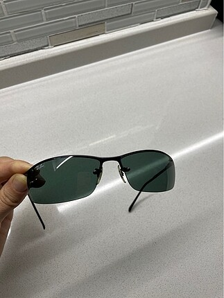Orjinal hasarı olmayan rayban erkek gözlüğü