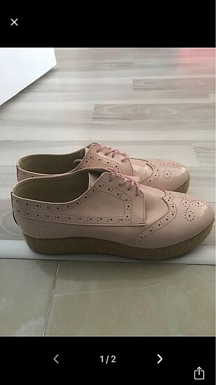 Zara Oxford-lofer