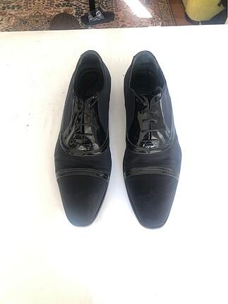 Fratelli salon ayakkabı 45 bir kere giyildi.