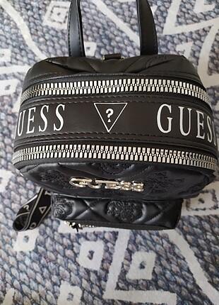 Beden siyah Renk Güees sırt çantası