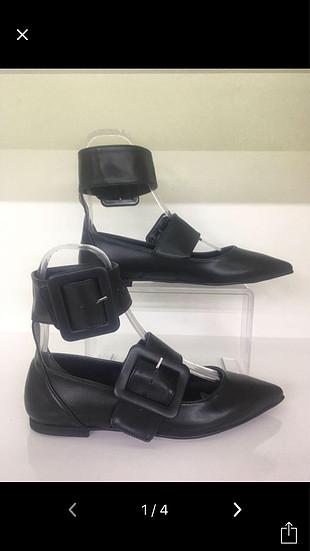 38 Beden siyah Renk İpekyol ayakkabı