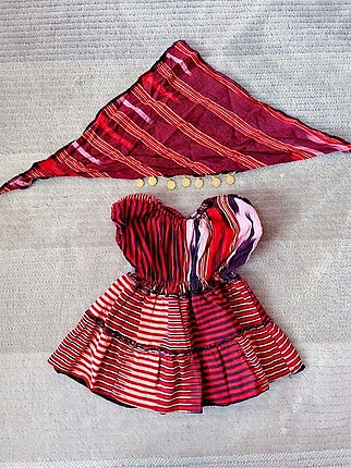 kostüm elbise