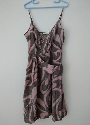 Askılı Abiye elbise