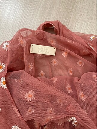 Zara Zara tül çanta