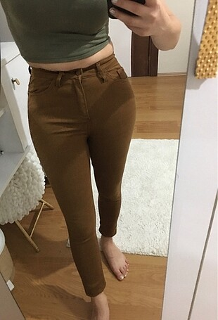 Likralı pantolon