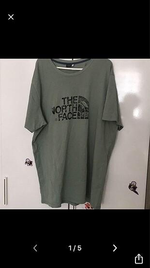 #erkek #tshirt #northface