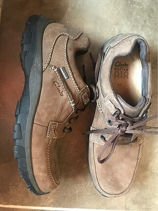 clarks gore tex active air shoes