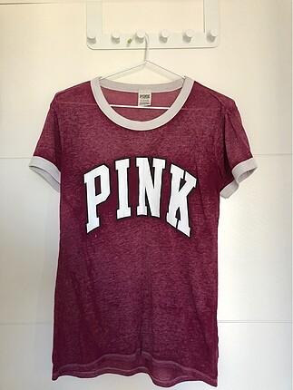 Pink tişört Victoria?s secret