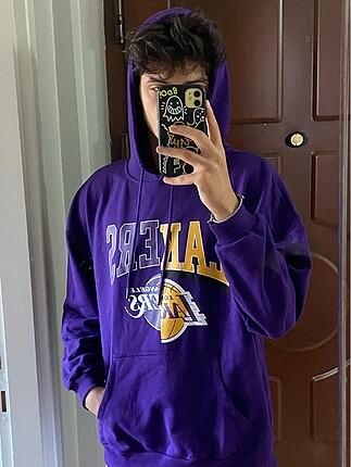 Defacto Lakers Sweatshirt