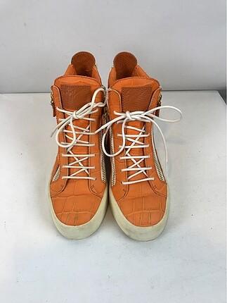 Fermuarlı Spor Ayakkabı