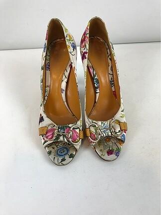 Gucci Topuklu Ayakkabı