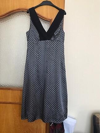 Fabrika marka Şifon Elbise